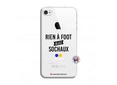Coque iPhone 4/4S Rien A Foot Allez Sochaux