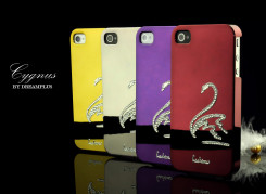 Coque iPhone 4/4S Cygnus