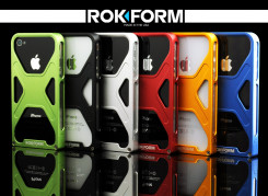Coque iPhone 4/4S Rokform