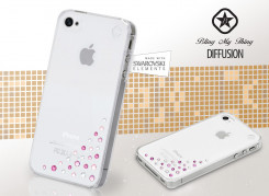 Coque iPhone 4/4S Bling My Thing - Diffusion + 1 film protecteur