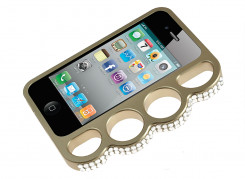 Bumper iPhone 4/4S Knuckle Duster Diamond