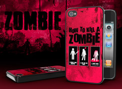 coque iphone 4 how to kill zombie