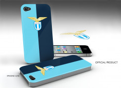 Coque Officielle iPhone 4/4S Lazio Rome