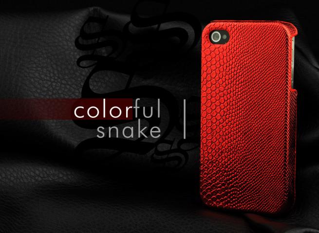 coque serpent iphone 4s