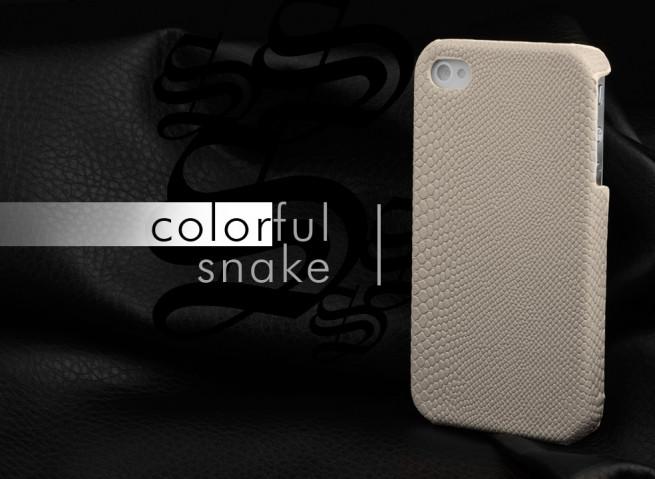 coque serpent iphone 4