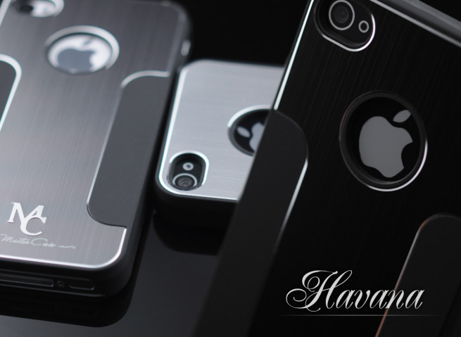 Coque pour iPhone 4/4S Havana par Master-Case