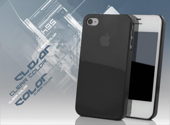 coque iphone 4s noir