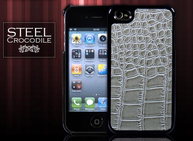 Coque iPhone 4s Croco