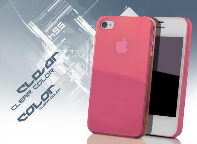 coque iphone 4s rose