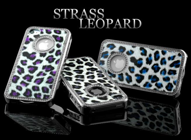 coque leopard iphone 4s