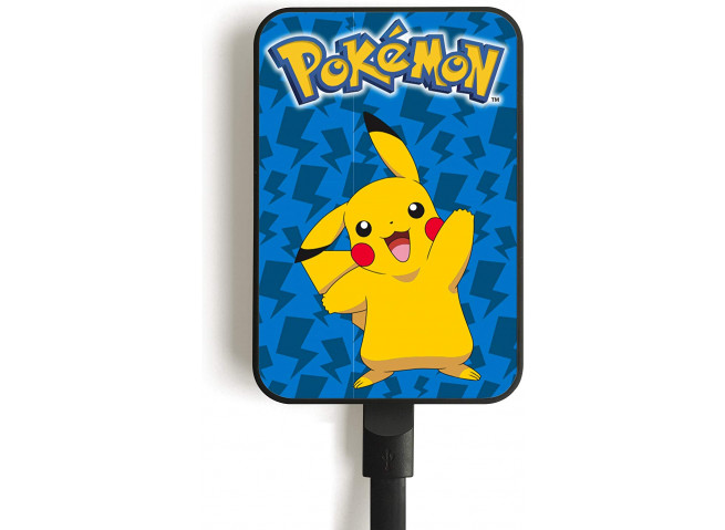 Batterie Portable Universelle PowerBank Pokemon Pikachu 5000mah