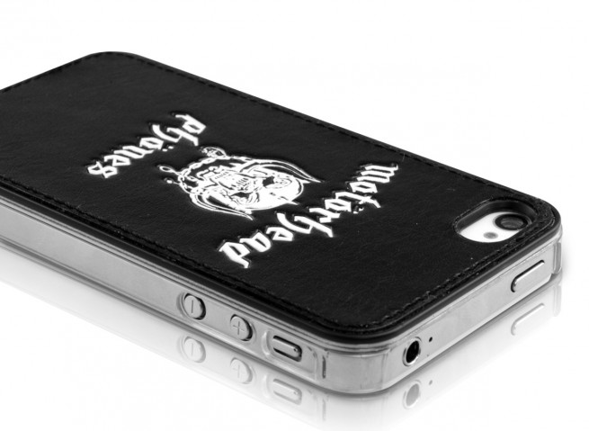 Coque iPhone 4/4S Cuir Motorhead
