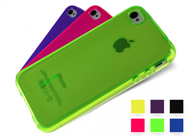 Coque iPhone 4/4S Regular Flex