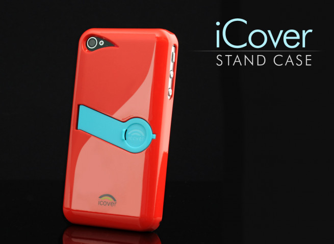 Coque iPhone 4/4S iCover