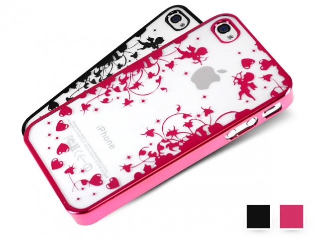Coque iPhone 4/4S Cupidon