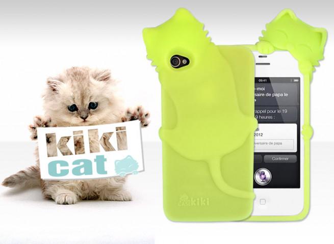 Coque chaton iphone 4s