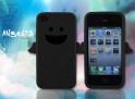 "Coque iPhone 4 ""Angel's Case"""