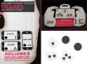 """Kit Boutons de contrôles de jeux """"Thumbies"""" iPhone / iPod Touch"""