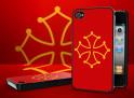 Coque iPhone 4S Occitanie