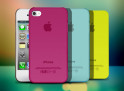 Coque iPhone 4/4S Color Basic