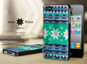 Coque Iphone 4G/4S Collection Sweet Winter Noirs M4