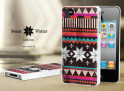 Coque Iphone 4G/4S Collection Sweet Winter M1