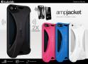 Coque iPhone 4/4S Ampjacket