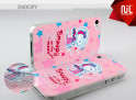 Coque iPhone 4/4S -  Snoopy Collection 3d