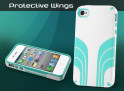 Coque iPhone 4/4S Protective Wings