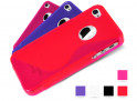 Coque iPhone 4/4S Silicone Grip