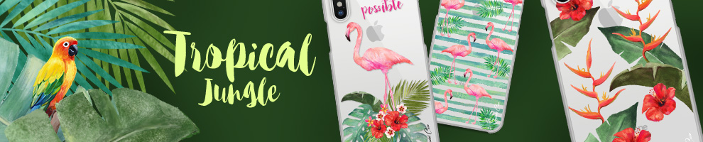 Tropical Jungle collection