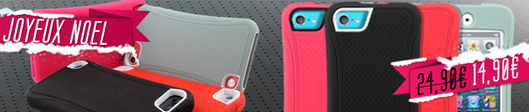 Coque integral iPod Touch 5 Fashion Color case