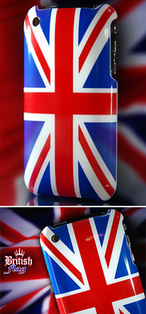 Coque British Flag