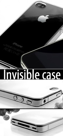 Coque Invisible Case