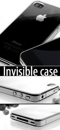 Coque Invisible Case